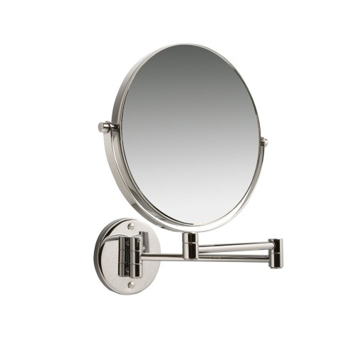 Miller Of Sweden Wall Mounted Mirror, Chrome