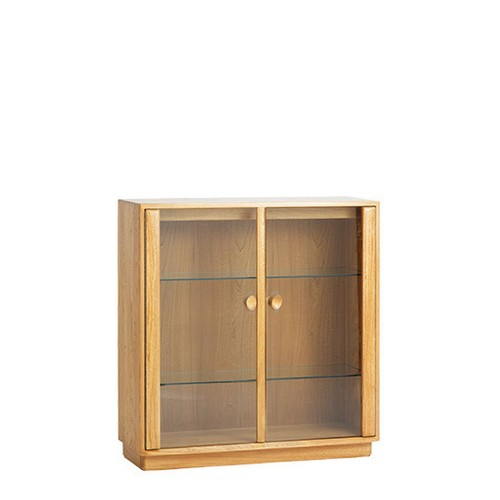 Ercol Windsor Small Display Cabinet