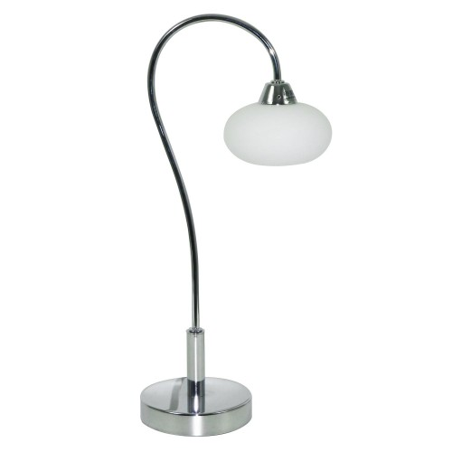 Casa Lovato Table Lamp, Chrome