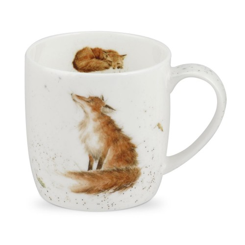 Wrendale The Artful Poacher Mug