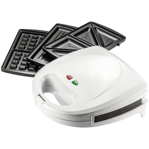 Judge 3 In 1 Waffle Maker, Stainless Steel