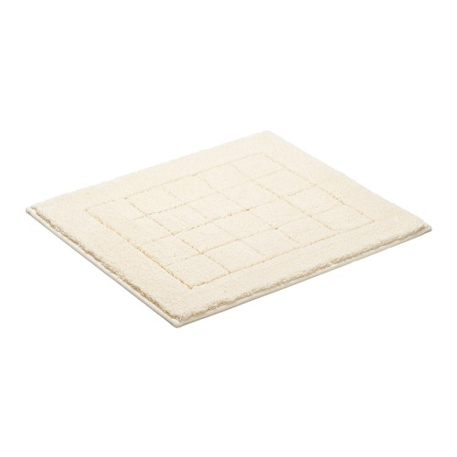 Vossen Exclusive Shower Mat, Ivory