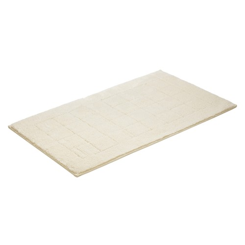 Vossen Exclusive Bath Mat, Ivory