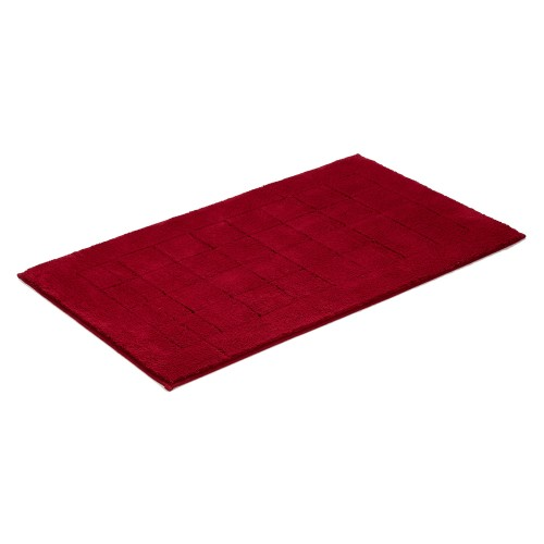 Vossen Exclusive Bath Mat, Rubin