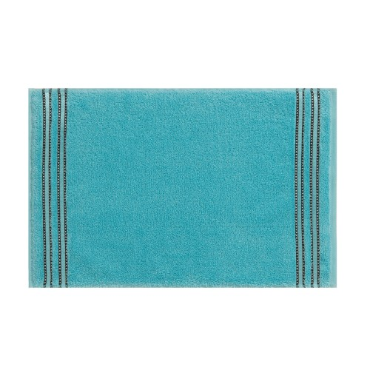 Vossen Cult De Luxe Guest Towel, Light Azure