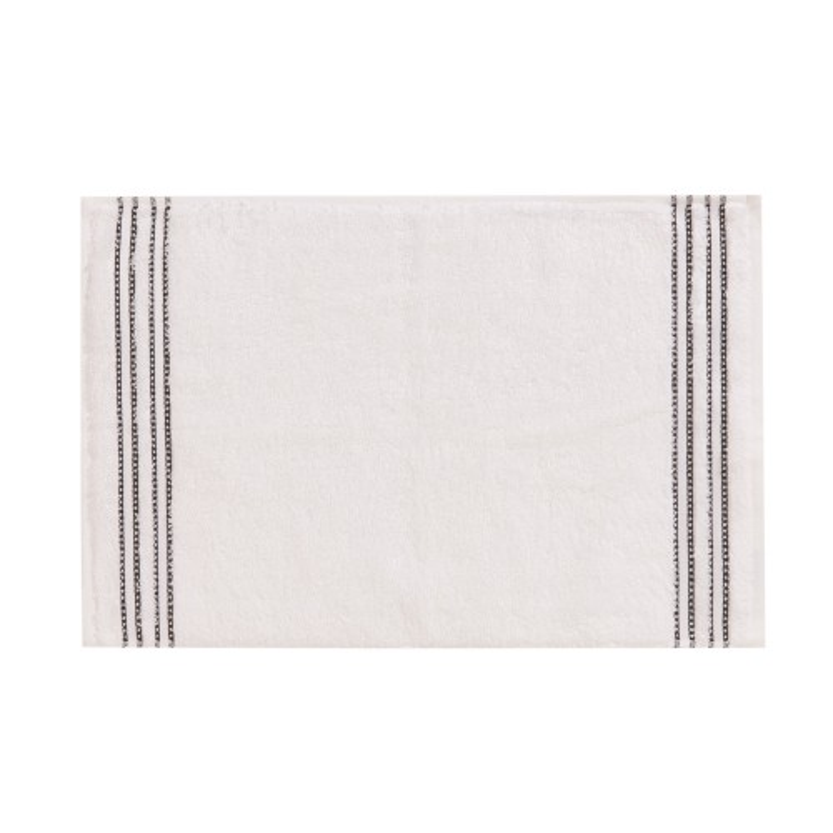 Vossen Cult De Luxe Guest Towel, White
