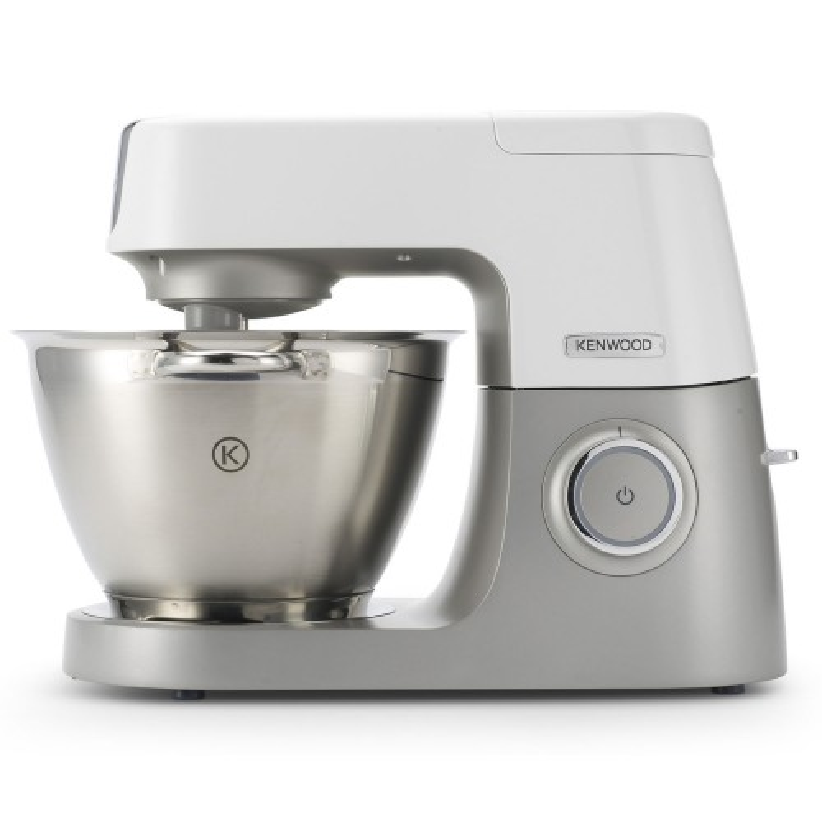 Kenwood KVC5000T Chef Ssense Mixer, White/Silver