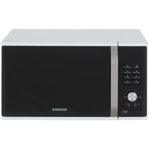Samsung Solo Microwave, White