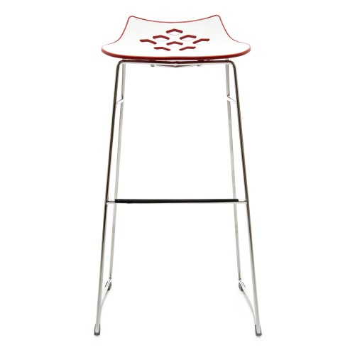 Casa Aire Bar Stool - Red