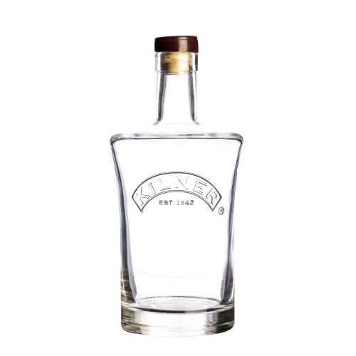 Kilner 70cl Spirit Glass Bottle