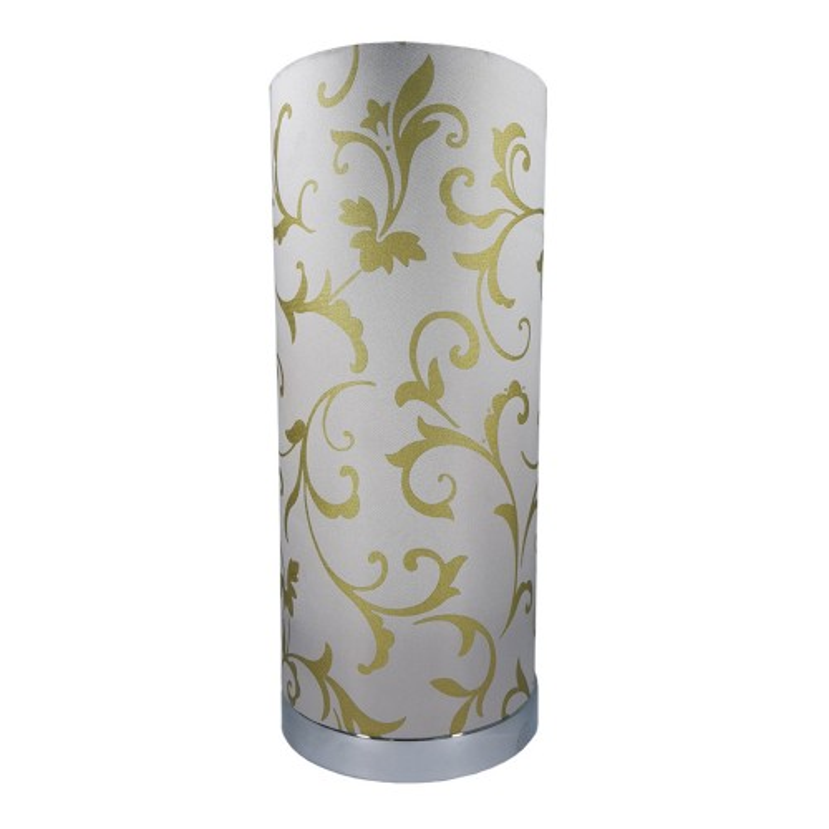 Liana Pad Lamp, White/gold