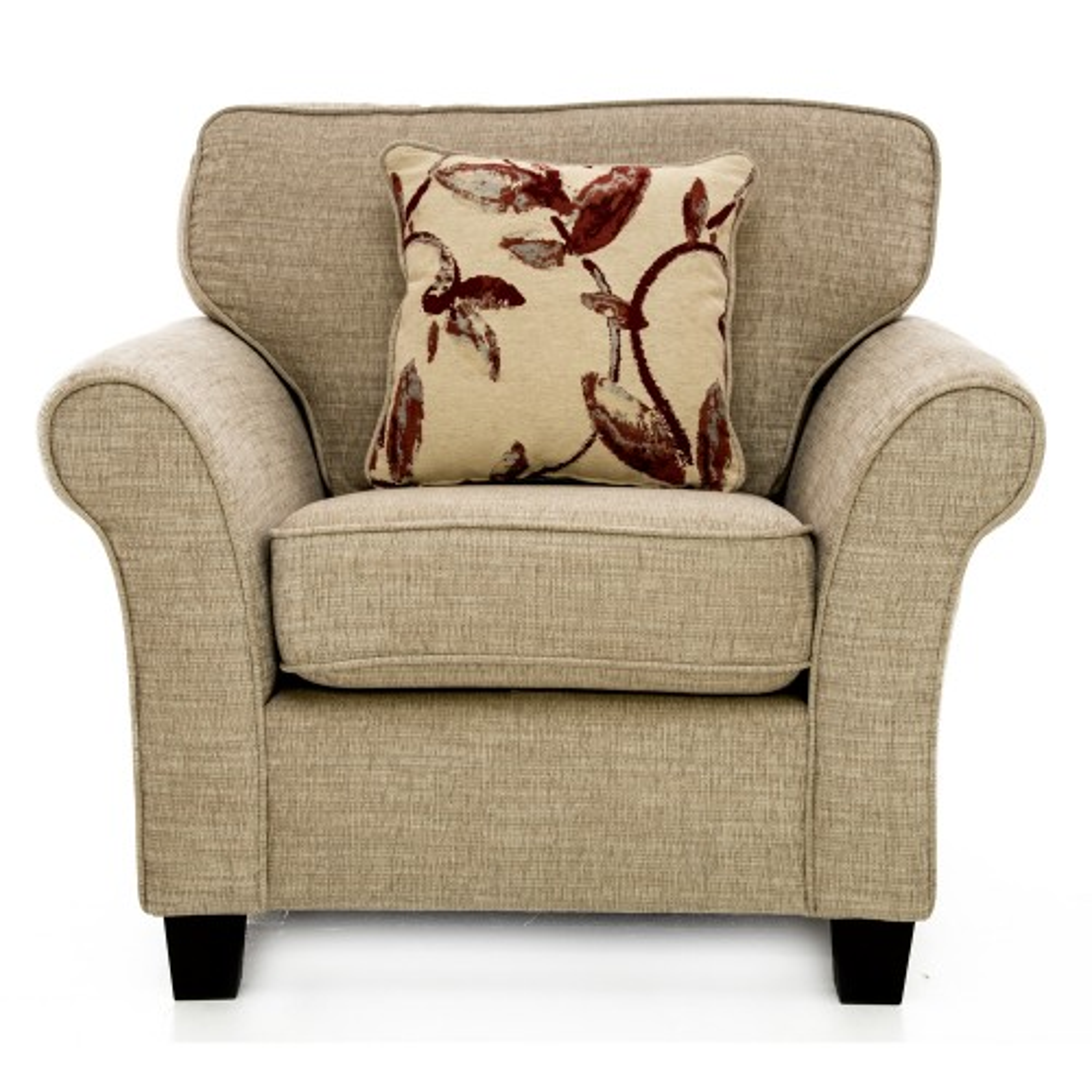 Casa Lucille Standard Chair Chair, Corinne Beige