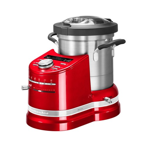 Kitchen Aid Cook Processor, Candy Apple Red