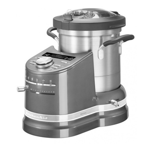 Kitchen Aid Cook Processor, Medallion Silver