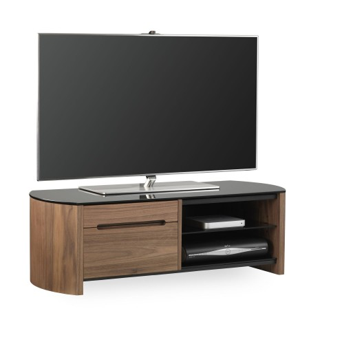 Casa Finewood Walnut Tv Cab 1100CB