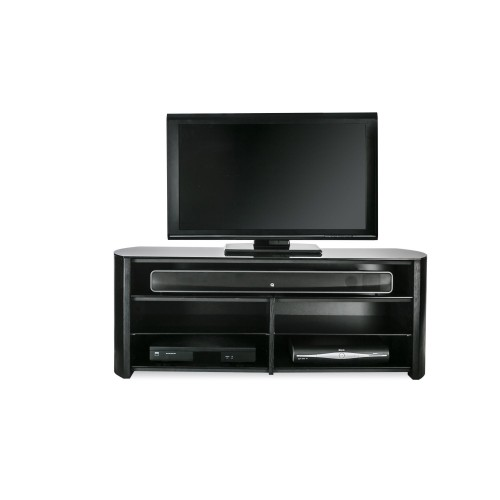 Casa Finewood Black Tv Cab 1350SB