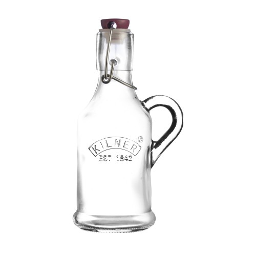 Kilner Handled Clip Top Bottle, 200ml
