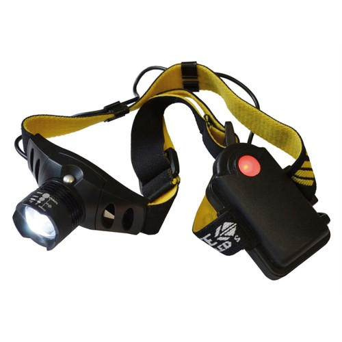 Lighthouse 3 Watt 3 Function Head Torch