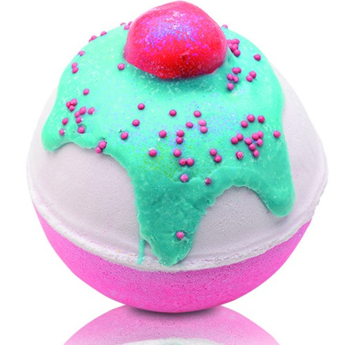 Bomb Cosmetics Sweetie Pie, White/Pink