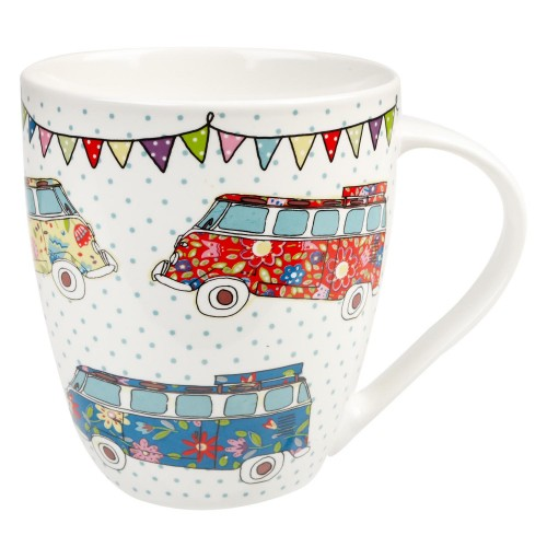 Churchill China Festival Campers Crush Mug