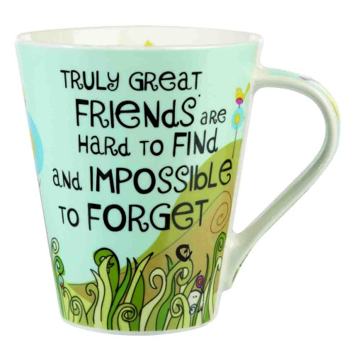 Churchill China The Good Life,Truly Great Friends Mug