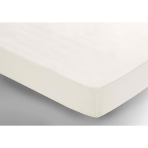 Belledorm Fitted Sheet, 4ft, Ivory