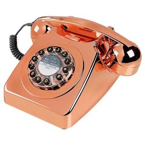 Wild & Wolf 746 Phone Onesize, Copper