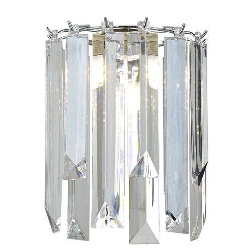 Kayla Non Electric Hanging Pendant, Clear