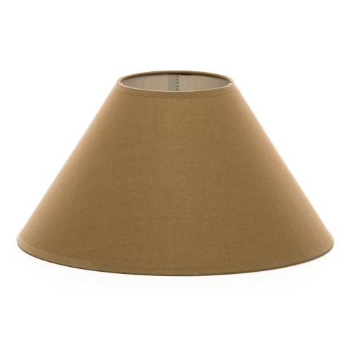 "Hard Back Coolie Shade 14"", Mocha"