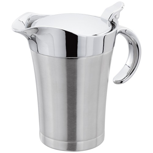 Judge Double Walled Gravy Boat, Stainless Steel