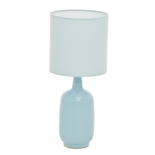 Casa Larter Table Lamp, Blue