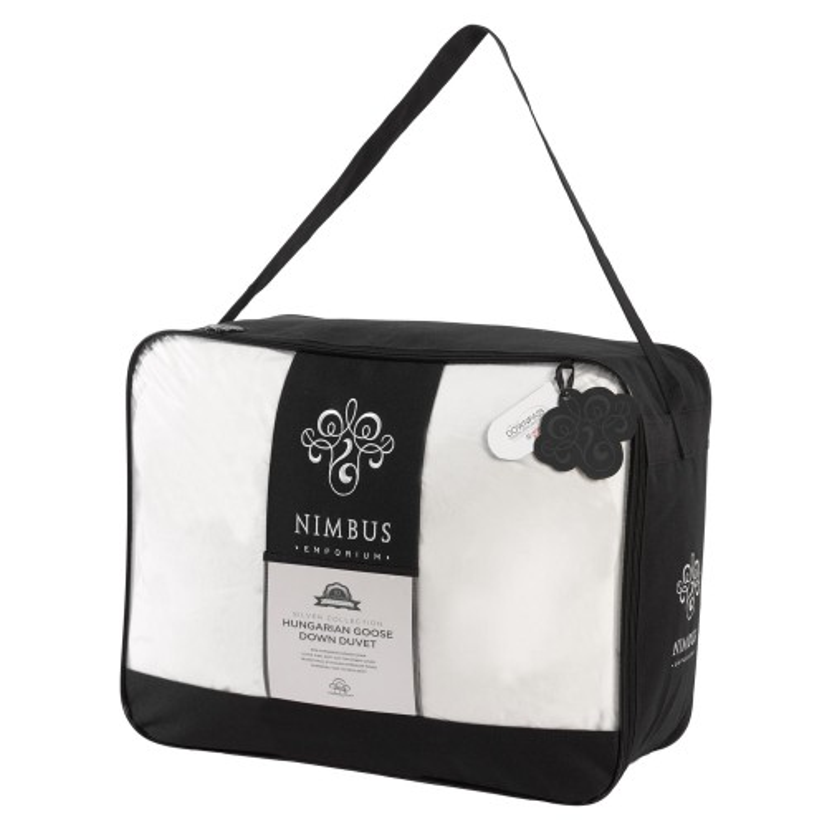 Trendsetter Nimbus Sliver Collection 4.5 Single, White