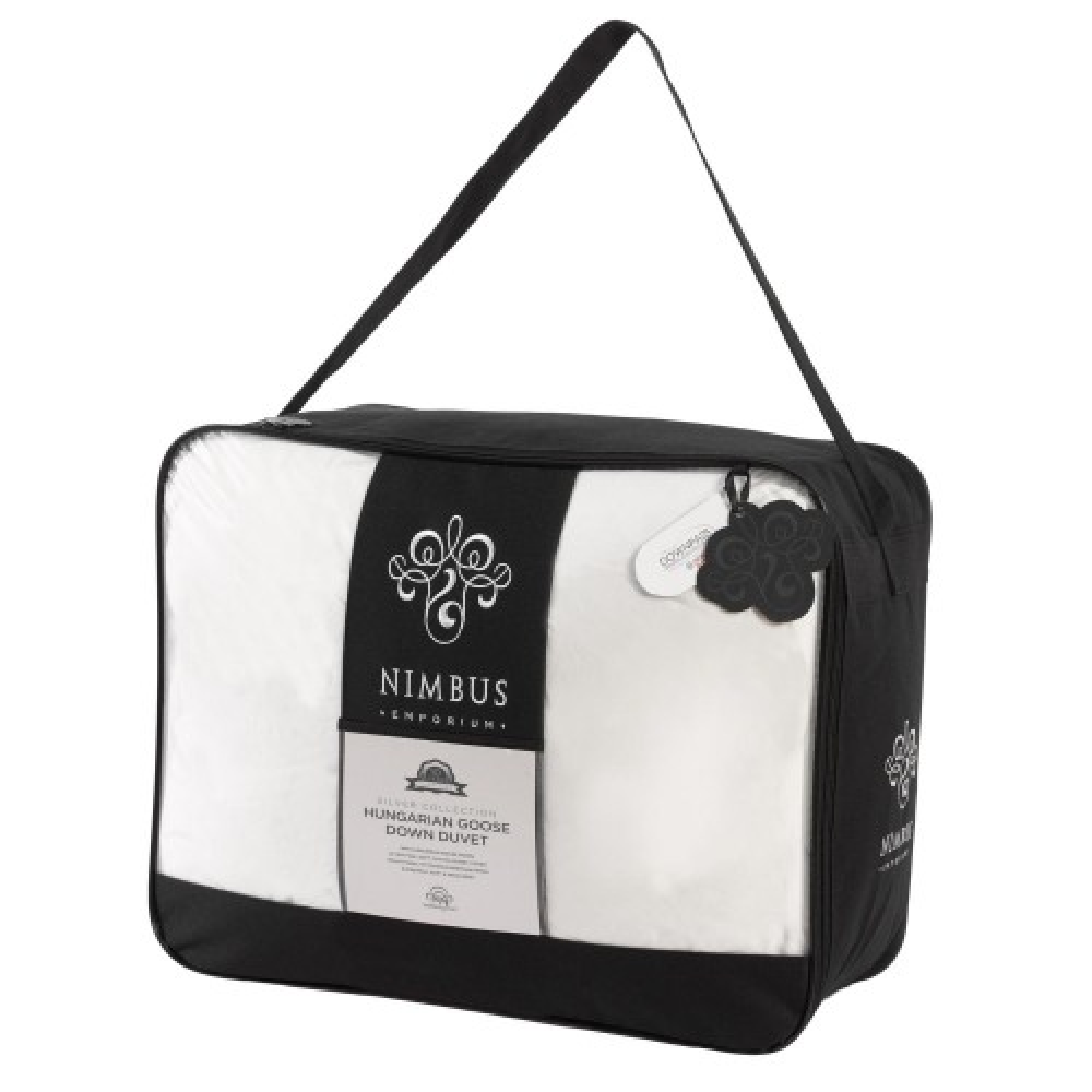 Trendsetter Nimbus Sliver Collection 9.0 Double, White