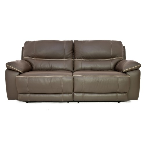 Casa Piper 3 Seater Manual Recliner Sofa