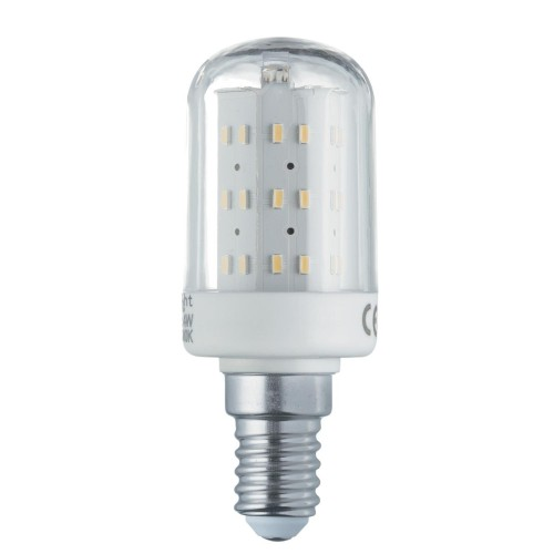 4w Led E14 Bulb 340 Lumens, Warm White