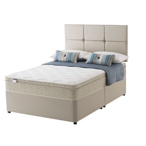 Silentnight Brazil Platform Top Set Kingsize