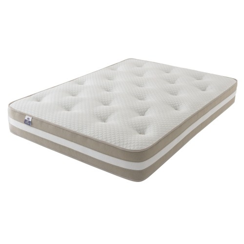 Silentnight Georgia Mattress Superking