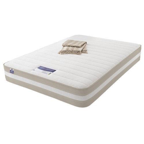 Silentnight Bari Mattress Double