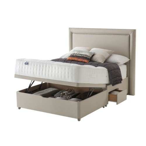 Silentnight Tate P/t 2 Cont Drw Ottoman Sk Superking