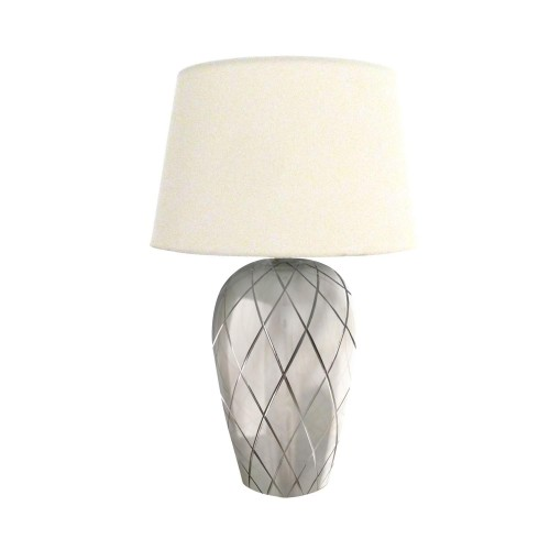 Casa Gianna Table Lamp, Smoke