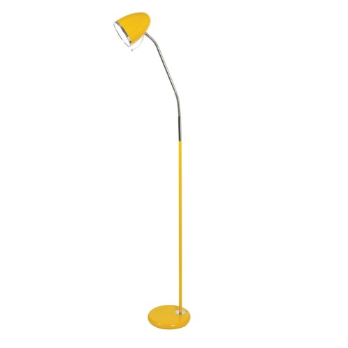 Madison Floor Lamp, Yellow