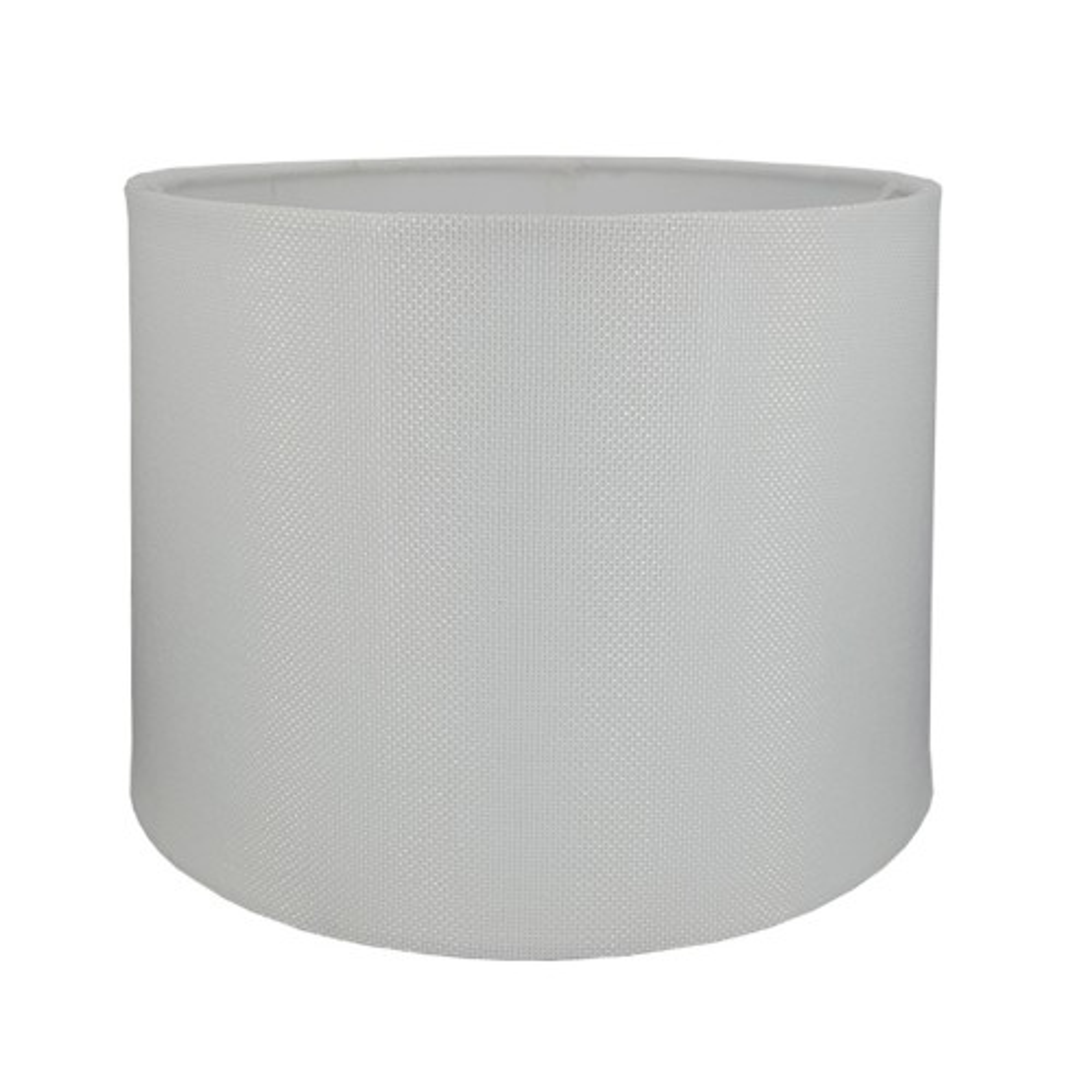 Carol Empire Linen Shade, White