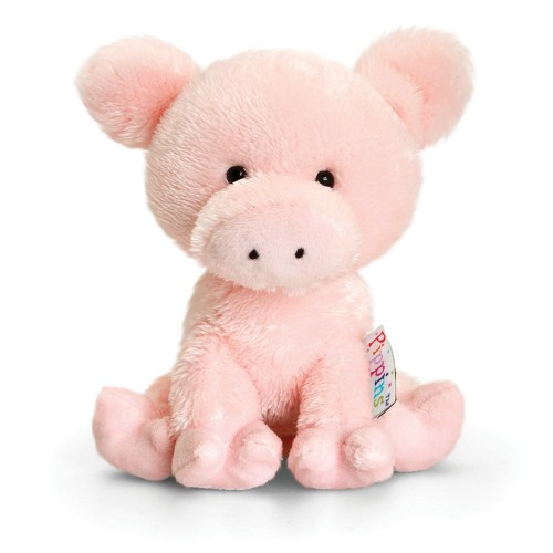 Keel Toys 14cm Pippins Pig