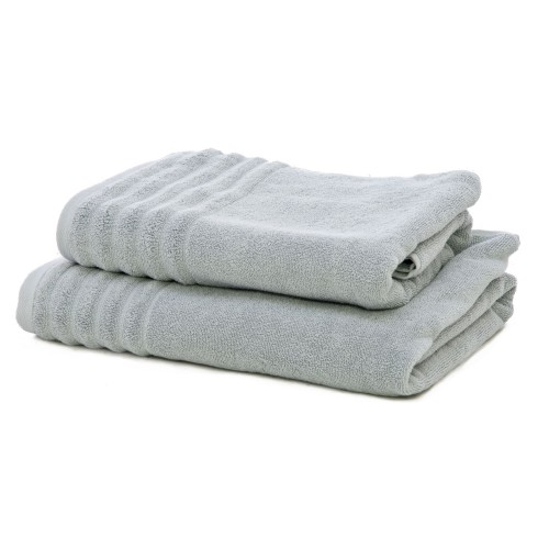 Casa Bath Sheet Bathsheet, Silver
