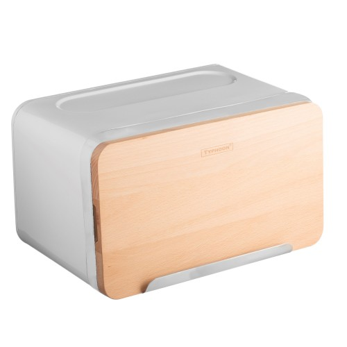 Typhoon Hudson White Bread Box