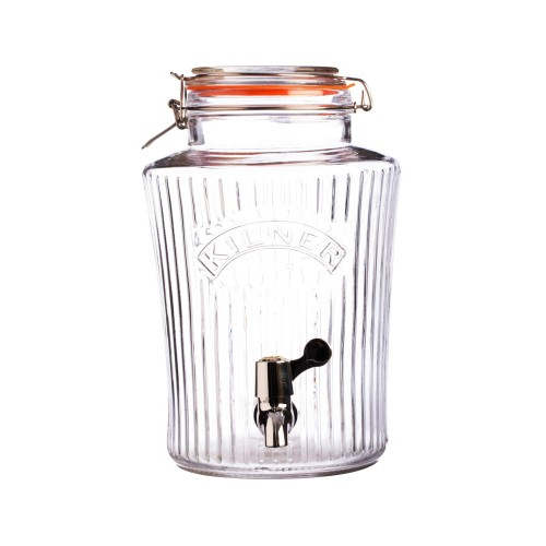 Kilner Vintage 5L Drinks Dispenser