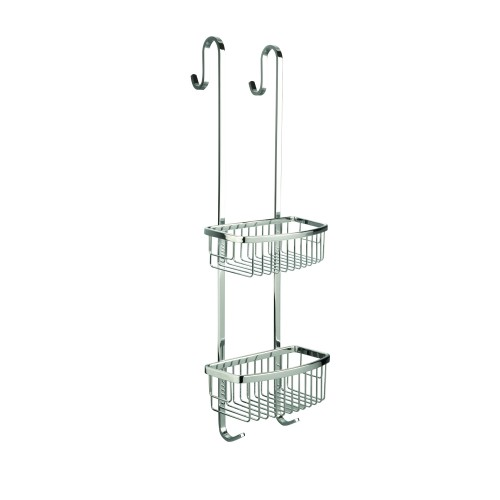 Miller Chrome Classic Shower Caddy