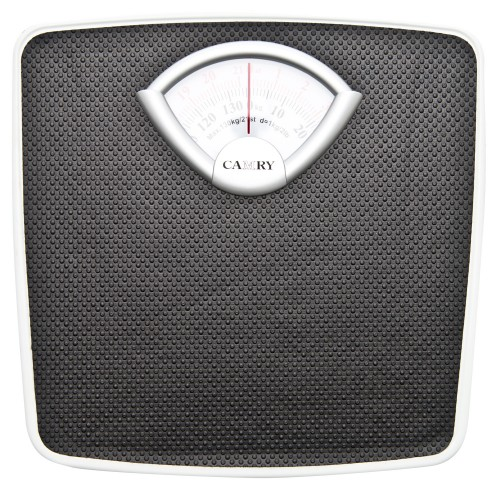 Casa Mechanical Scale, Black