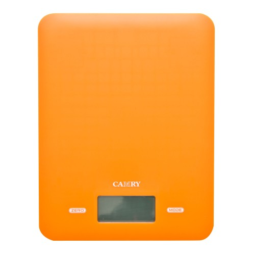 Casa Digital Plastic Scale, Orange