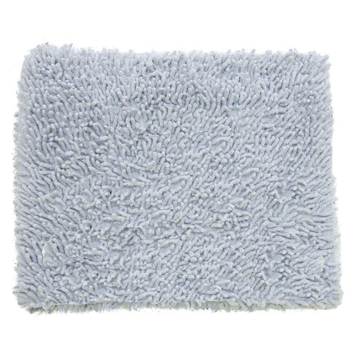 Casa Cotton Loop Bath Mat, Silver